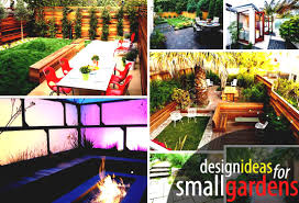 landscape ideas for small areas