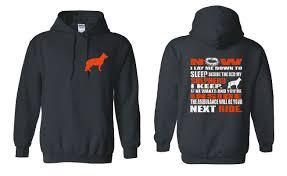 German Flag Shirt German Shepherd Hoodie German Shepherd Shirt German Shepherd