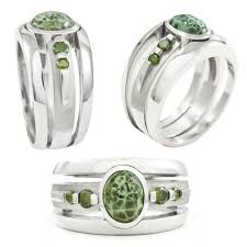 custom design rings images Greenstone diamonds korner gem jpg