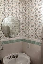 Wallpaper Powder Room 61 Best Pattern Makes Perfect Images On Pinterest Brooklyn