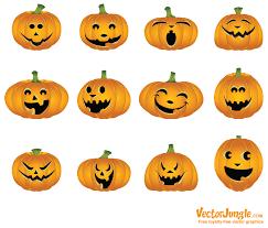 easy pumpkin carving ideas funny face templates contegri com