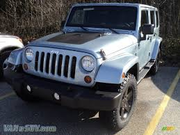 orange jeep wrangler unlimited for sale 2012 jeep wrangler unlimited sahara arctic edition 4x4 in winter