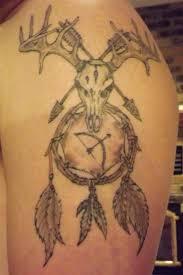 25 stylish hunting shoulder tattoo