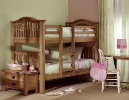 Vancouver Oak Petite Bunk Bed Solid Oak Bunk Bed - Oak bunk beds for kids