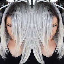 hair colours silver hair dye achieving and maintaining the silver hair look