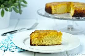 pineapple upside down cake u2022 just one cookbook