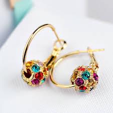 earrings brands fashion brands design sparkling shambala design small earrings