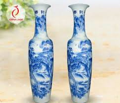 Chinese Blue And White Vase Antique Chinese Porcelain Blue And White Vase China Blue And