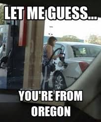 Gas Station Meme - oregon s gif to the world gas pumping memes dmv org
