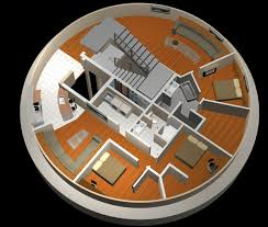 Underground Home Floor Plans by Luxury Doomsday Condos Business Insider