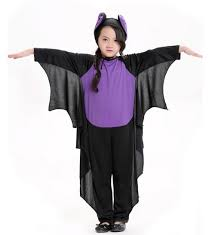 kids baby cosplay cute bat costume party carnival halloween