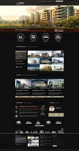arche architecture creative template site templates