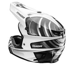 thor motocross jerseys thor mx motocross 2017 verge helmet vortechs white gray