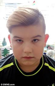 15 year old hair cut derby primary school brand pupil s short back and sides haircut