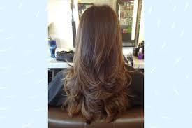 haircuts in layers 6 layered haircuts bebeautiful