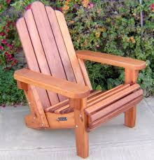 redwood adirondack chair modern chairs quality interior 2017