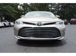 toyota pre owned certified pre owned 2017 toyota avalon xle premium xle premium 4dr