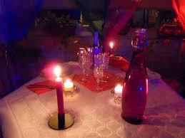 cena al lume di candela serata romantica anzio b b di mare e di sale