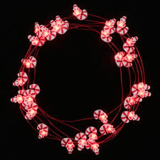 battery operated candy cane lights philips 30ct christmas battery operated led candy cane dewdrop