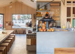 Contemporary Cabin Contemporary Cabin Like Cafe Pops Up In The Heart Of Bucharest