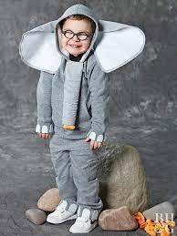 Elephant Baby Costume Halloween Easy Kids U0027 Halloween Costumes