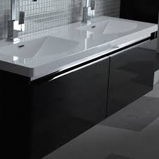 55 Inch Bathroom Vanity Double Sink Catchy Wall Mounted Double Vanity And Abersoch 55 Inch Wall