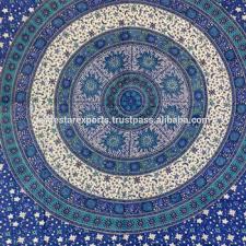 sun moon mandala wall tapestry buy mandala hippie wall