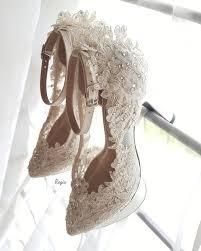 wedding shoes jakarta regis bridal shoes lace collection by regis bridal shoes