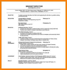 Sample Resume Format For Civil Engineer Fresher by 8 Fresher Cv Format Childcare Resume