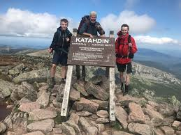 congratulations to these appalachian trail thru hikers week of 9