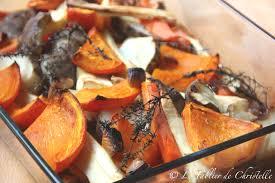 cuisiner les l馮umes anciens légumes anciens rôtis au miel le tablier de christelle