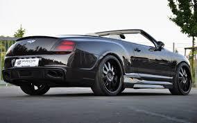 bentley sport convertible prior design bentley continental gt cabriolet