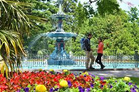 New Zealand Botanical Gardens Boxing Day In The Botanic Gardens Canterbury Museum Backpacker
