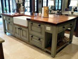 farmhouse kitchen islands farmhouse kitchen island gray reclaimed wood kitchen island with
