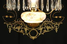Brass Light Gallery by Sold Victorian 1880 U0027s Antique Brass Electrified Ceiling Light