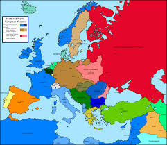Europe Map Ww1 Europe Satirical Maps Zoom And Map Of 1940 Roundtripticket Me
