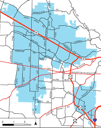 District Maps Of Jurisdiction Washington by Tualatin Valley Water District Service Area Maps