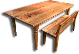 Antique Farm Tables American Chestnut Farm Table Hand Crafted By Appalachian Woods