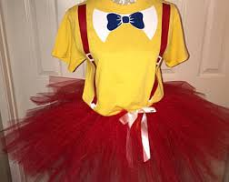 Tweedle Dee Tweedle Dum Halloween Costumes Tweedle Dee Etsy