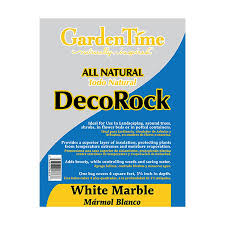 Colored Rocks For Garden by Shop Garden Time 0 5 Cu Ft Marble Rock At Lowes Com