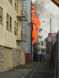 Wildfire Taqueria by 2nd Apartment Blaze In 2 Days In Sf U0027s Mission District Sfgate