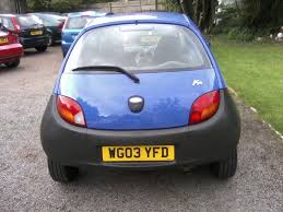 ford ka 1 3 2003 only 38 000 miles from new 1 lady owner june