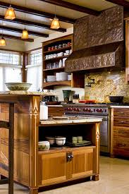 arts and crafts kitchen design a new craftsman kitchen arts u0026 crafts homes and the revival