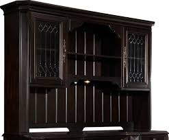 samuel lawrence lexington computer desk hutch dark cherry