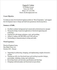 30 modern engineering resume templates free u0026 premium templates