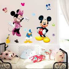 minnie mouse bedroom decor minnie mouse clubhouse room decor wall removable pvc large cartoon mickey mouse wall sticker minnie mouse room decor wall decal bedroom poster