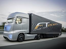 mercedes prime mover mercedes future truck 2025 unveiled logistics trucking