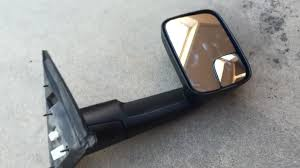 towing mirrors for dodge ram 3500 dodge tow mirror install 2003 2009 dodge ram door panel removal