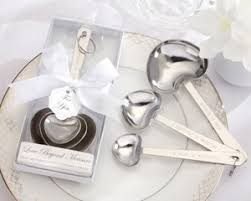 kate aspen wedding favors simply beyond measure heart shaped stainless steel