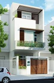 flat roof homes designs flat roof villa exterior in 2400 sq feet